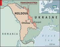 Ucrania cierra el paso a militares rusos con base en el Transdniéster