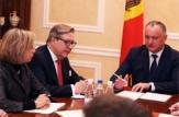 Dodon la Bruxelles, pe fundalul deteriorării relațiilor cu UE și NATO